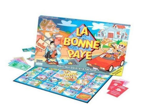 jeu la bonne paye
